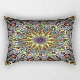 Reverse Cosmosis Rectangular Pillow