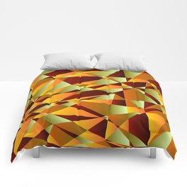 Fall Into Autumn Comforters