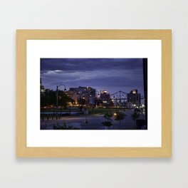 Old Port of Montreal - Eastside Framed Art Print