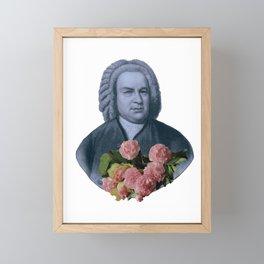 Bach Flowers Framed Mini Art Print