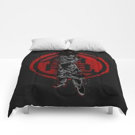 Born Kakarot Comforters