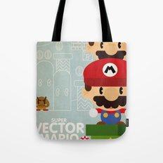 mario bros 2 fan art Tote Bag