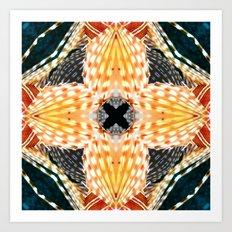 Mandala4 Art Print
