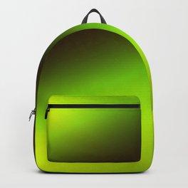 green black texture art Backpack