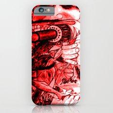 Back Off!!! 2 Slim Case iPhone 6s