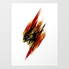Thundercat Art Print