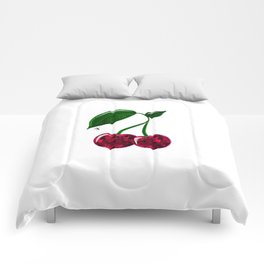 Cerises Comforters