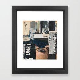 FinTv Framed Art Print