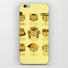 Many Meows iPhone & iPod Skin