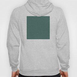Green (Vert) Tres Petit Geometric Pattern Hoody