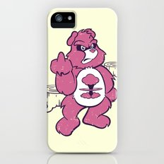 Don't Care Bear  iPhone (5, 5s) Slim Case