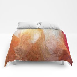 411 - Abstract Colour Design Comforters
