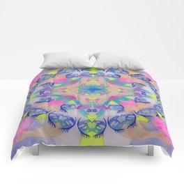 Inner Space 1 Comforters
