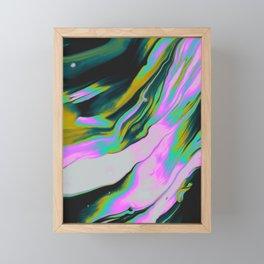 BATPHONE Framed Mini Art Print