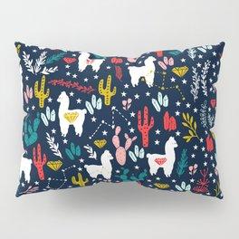Cute Alpaca Pillow Sham