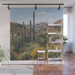 Arizona Spring Wall Mural