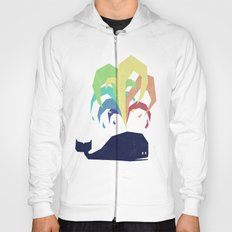Rainbow Warrior Hoody