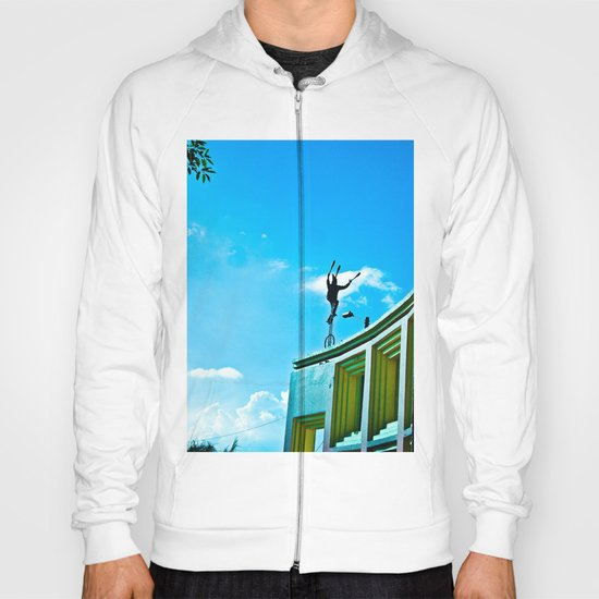 THE WIND AND THE BALANCE Hoody