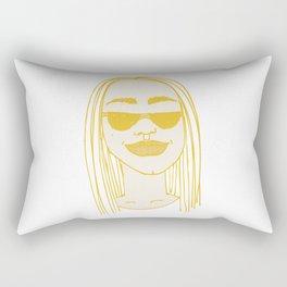 Under the Tuscan Sun Rectangular Pillow