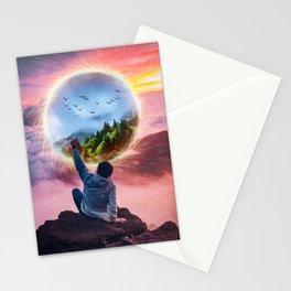 Portal Effect by GEN Z Stationery Cards