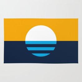 The People's Flag of Milwaukee Rug