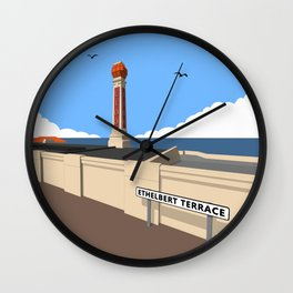 Cliftonville Lido, Margate Wall Clock