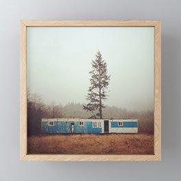 Forks, Washington Framed Mini Art Print