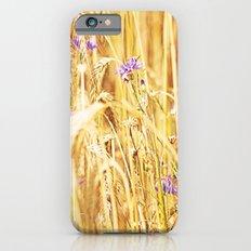Blue in Gold iPhone 6s Slim Case