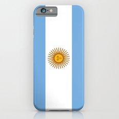 Flag Of Argentina Slim Case iPhone 6s