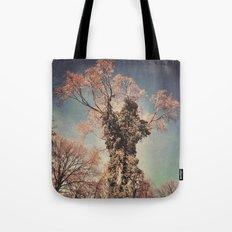 Tree 4 Tote Bag