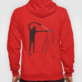 Mouth Hoody