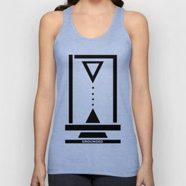 Grounded Unisex Tank Top