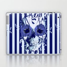Limbo in navy color palette Laptop & iPad Skin