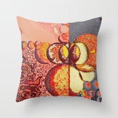 The Maya Throw Pillow