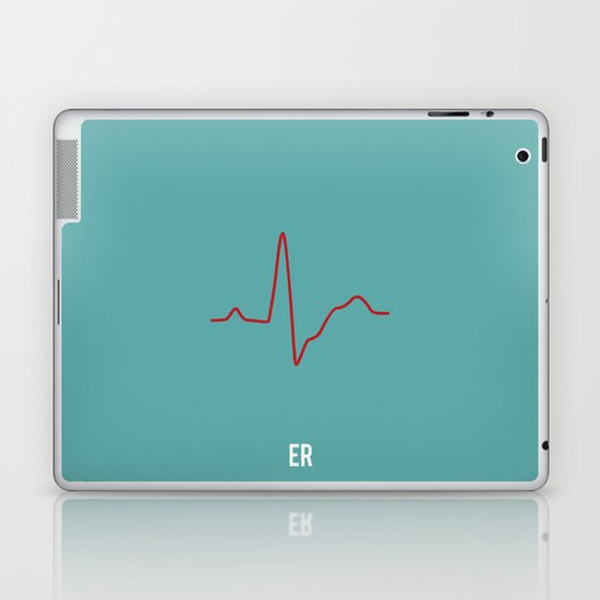 ER - Minimalist Laptop & iPad Skin