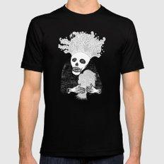Skull Head X-LARGE Mens Fitted Tee Black
