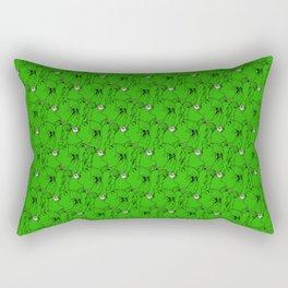 Sushi Girl Rectangular Pillow