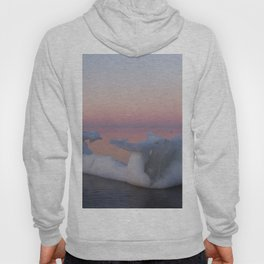 Viking Iceberg Ship Hoody