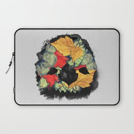 Death of Autumn Laptop Sleeve