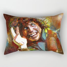 THE Doctor Who Rectangular Pillow