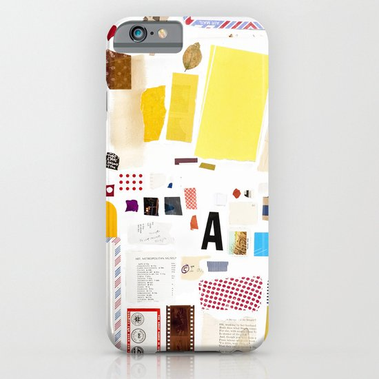 Hunter Gatherer iPhone & iPod Case