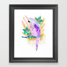 PARROT Elua Style B Framed Art Print