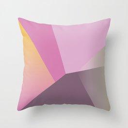 Geo III Throw Pillow