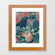 Cosmic Egg Framed Art Print
