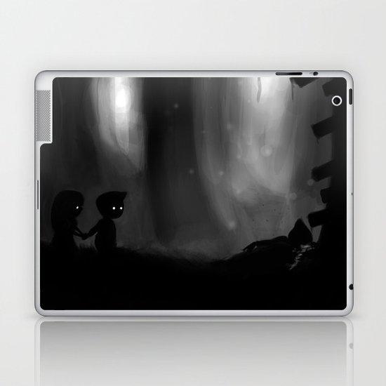 Overlooking Chaos Laptop & iPad Skin
