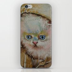 Eskimo Kitten iPhone & iPod Skin