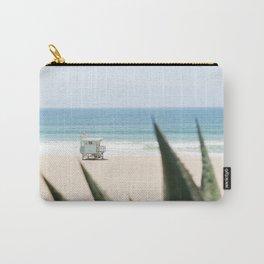 Manhattan Beach California Carry-All Pouch