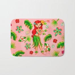 Redhead Hula Dolly Bath Mat