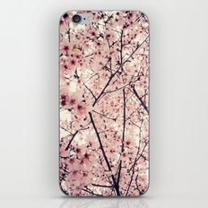 Blizzard of Blossoms iPhone & iPod Skin