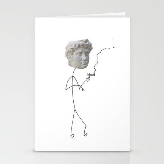 Moody David Stationery Cards